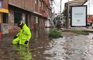 ¿Es posible evitar inundaciones en las vías en temporada de lluvias?