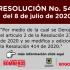 Resolución 514 de 2020
