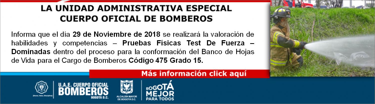 CITACION PRUEBAS FISICA DOMINADAS