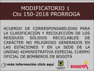 Modificatorio 1 - CTO 150 - 2018