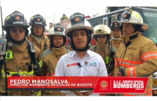 BOMBEROS HOY 5 OCTUBRE 2018