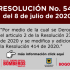 Resolución 514 de 2020